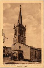 Saint-Hilaire-Cusson-la-Valmitte alt 900 m - L'Eglise - Saint-Hilaire-Cusson-la-Valmitte