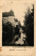 Marcoux - Chateau de Gouttelas - Marcoux