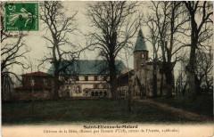 Saint-Etienne-le-Molard - Chateau de la Batie illustré par Honoré - Saint-Étienne-le-Molard