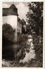 Environs de Boen - Marcoux - Chateau de Gouttelas - Marcoux