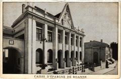 Caisse d'Epargne de Roanne 42 Roanne