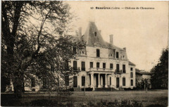 Bussieres - Chateau de Cheneveux - Bussières