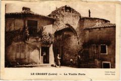 Le Crozet - La Vieille Porte - Le Crozet