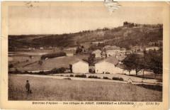 Environs d'Apinac - Les villages de Jossy Combreau et Légniecq - Apinac