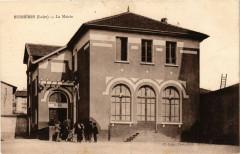 Bussieres - La Mairie - Bussières
