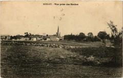 Boisset - Vue prise des Roches 42 Roche