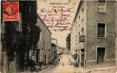 Bussieres - Rue Centrale - Bussières