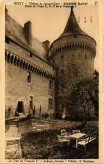 Boisy - Chateau de Jacques-Coeur - Roanne - Route de Vichy 42 Roanne
