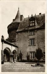 Boisy - Chateau de Jacques Coeur pres Roanne - Auberge .. 42 Roanne