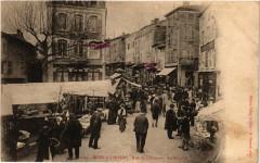 Boen-sur-Lignon - Rue de Clermont - La Marché - Boën-sur-Lignon