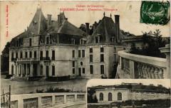 Chateau de Chnevoux - Bussieres - Chenevoux l'Orangerie - Bussières