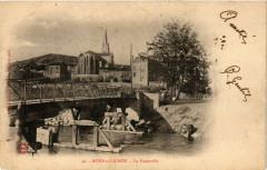 Boen-sur-Lignon - La Passerelle - Boën-sur-Lignon