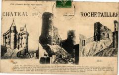Chateau de Rochetaillee - 1550 - 1801 42 Roche