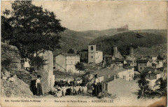 Environs de Saint-Etienne - Rochetaillee 42 Roche