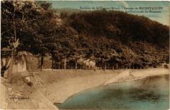 Environs de Saint-Etienne - Barrage de Rochetaillee - La Promenade 42 Roche