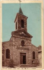 Apinac - Cure d'Air - L'Eglise - Apinac