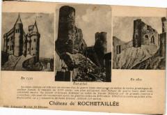 Chateau de Rochetaillee 42 Roche