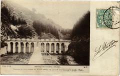 Barrage du Gouffre-d'Enfer - Rochetaillee 42 Roche