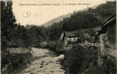 Pontcharra-sur-Breda - Le Breda - Les Gorges - Pontcharra