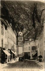 Pont-en-Royans - Une Rue de Pont-en-Royans - Pont-en-Royans
