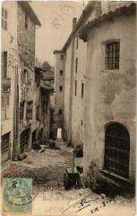 Pont-en-Royans - Rue - Scene - Pont-en-Royans