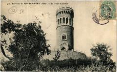 Pontcharra - Env. - La Tour d'Avallon - Pontcharra