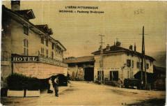 Moirans - Faubourg St-Jacques - Moirans