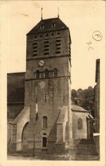Saint-Chef - Clocher de l'Eglise - Saint-Chef