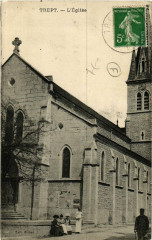 Trept - L'Eglise - Trept