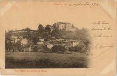 Le Chateau des pauvres a Chatte - Chatte