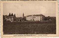 Saint-Georges d'Esperanche - L'Usine Varenne - Saint-Georges-d'Espéranche