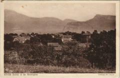Rives et les Montagnes - Rives