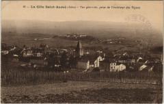 La Cote-Saint-Andre - Vue générale - La Côte-Saint-André