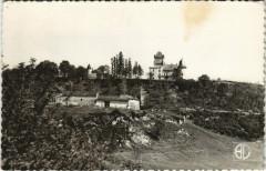 Vues de l'Isere - Env. da Cremieu - Crémieu