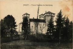 Trept - Vieux Chateau de Serrieres France - Trept
