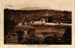 Coublevie - Couvent de Beauregard France - Coublevie