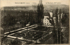 Vaulx-Milieu - Chateau de Montbally France - Vaulx-Milieu