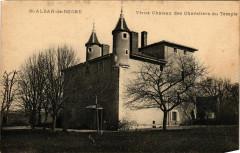 Saint-Alban-de-Roche - Vieux Chateau France - Saint-Alban-de-Roche
