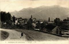 Voreppe - Vue Generale - Environs de Grenoble France - Voreppe