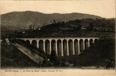 Rives - Le Pont du Boeuf - Viaduc France - Rives