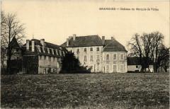 Brangues - Chateau du Marquis de Virieu France - Brangues