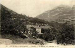 Voreppe - Le Hameau de la Malosane - Environs de Grenoble France - Voreppe