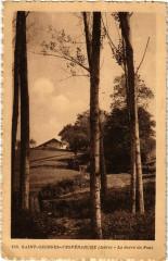 Saint-Georges-d'Esperanche - La Serve du Pont France - Saint-Georges-d'Espéranche