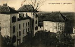 Diemoz - Le Chateau France - Diémoz