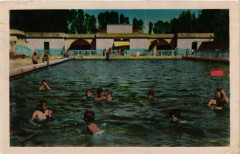 Bourgoin - Jallieu - La Piscine du Parc des Sports France - Bourgoin-Jallieu