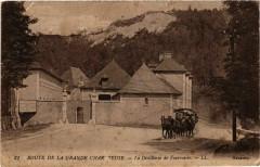 Route de la Grande Chartreuse - Distillerie de Fourvoirie France - Four