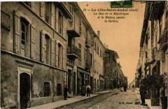 La Cote-Saint-Andre - La Rue de la Republique France - La Côte-Saint-André