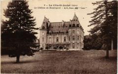 La Cote-Saint-Andre - Le Chateau de Beauregard France - La Côte-Saint-André