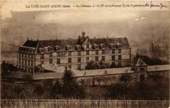 La Cote-Saint-Andre - Chateau Louis Xi - Ecole Superieure France - La Côte-Saint-André