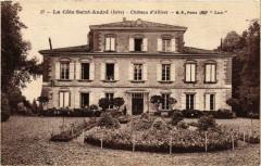 La Cote-Saint-Andre - Chateau d'Allivet France - La Côte-Saint-André